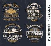 tee print vector pack   Shutterstock .eps vector #478152250