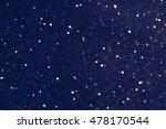 abstract blue bokeh background   Shutterstock . vector #478170544