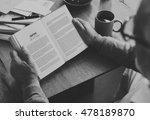 reading resting leisure explore ... | Shutterstock . vector #478189870