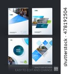 brochure template layout  cover ... | Shutterstock .eps vector #478192504