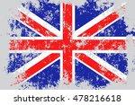 united kingdom great britain uk ... | Shutterstock .eps vector #478216618