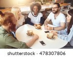togetherness and community.... | Shutterstock . vector #478307806