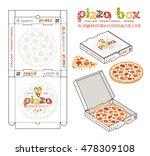 stock vector design of boxes... | Shutterstock .eps vector #478309108