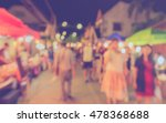 vintage tone blur image of... | Shutterstock . vector #478368688