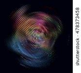 abstract vector background | Shutterstock .eps vector #478373458