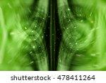 abstract dynamic green... | Shutterstock . vector #478411264