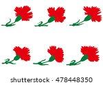 illustration of set of... | Shutterstock .eps vector #478448350