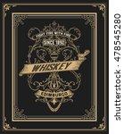 vintage design for labels ...   Shutterstock .eps vector #478545280