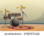 cartoon vector illustration...   Shutterstock .eps vector #478557160