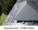 Solar Panel On Sheet Metal Roof