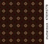 abstract seamless pattern.... | Shutterstock .eps vector #478593778