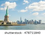 welcome to new york city   Shutterstock . vector #478711840