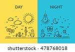 set of modern vector...   Shutterstock .eps vector #478768018