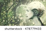 biologically modified organism  ... | Shutterstock . vector #478779433