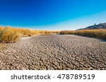 California Drought.  Dry...