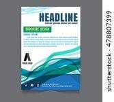 vector brochure design poster... | Shutterstock .eps vector #478807399