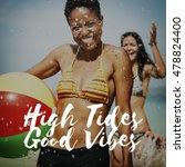 High Tides Good Vibes Summer...