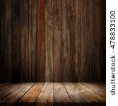 timber wood brown panels used... | Shutterstock . vector #478833100