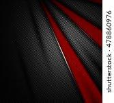Red And Black Carbon Fiber...