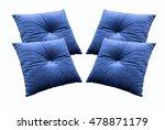 backrest pillow | Shutterstock . vector #478871179