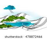 illustration of environmentally ...   Shutterstock . vector #478872466