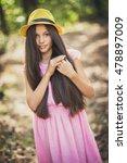 ukrainian girl   Shutterstock . vector #478897009