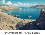 beach at metajna pag island... | Shutterstock . vector #478911088