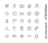 virtual reality icons for web ...
