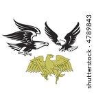 eagle group | Shutterstock .eps vector #4789843