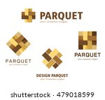 vector logo parquet  laminate ... | Shutterstock .eps vector #479018599