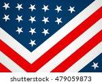 background america | Shutterstock .eps vector #479059873