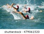 group people in wetsuit...   Shutterstock . vector #479061520