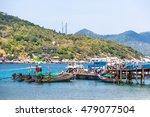 koh tao  thailand   june 20th.... | Shutterstock . vector #479077504