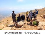 Golan Heights  Israel   July 10 ...