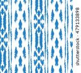 seamless pattern tribal art... | Shutterstock .eps vector #479133898