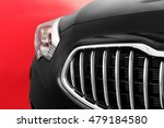 close up photo of retro car...   Shutterstock . vector #479184580