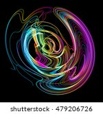 moving colorful lines of... | Shutterstock .eps vector #479206726