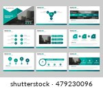 green triangle presentation... | Shutterstock .eps vector #479230096
