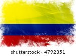 flag of colombia | Shutterstock . vector #4792351