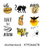 hand drawn vector abstract... | Shutterstock .eps vector #479266678