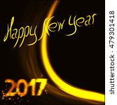 happy new year colorful...   Shutterstock .eps vector #479301418