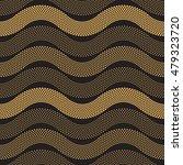 vector abstract seamless wavy... | Shutterstock .eps vector #479323720