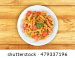 pasta. | Shutterstock . vector #479337196