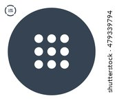 a catalog vector minimal single ... | Shutterstock .eps vector #479339794