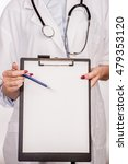 detail of a doctor with... | Shutterstock . vector #479353120