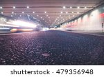 fast cars in a modern tunnel by ... | Shutterstock . vector #479356948