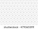 geometric pattern  seamless... | Shutterstock .eps vector #479365399