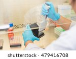 the research of cancer stem... | Shutterstock . vector #479416708
