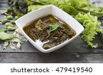 fish organs sour soup  southern ... | Shutterstock . vector #479419540