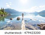 hike on garibaldi lake near... | Shutterstock . vector #479423200